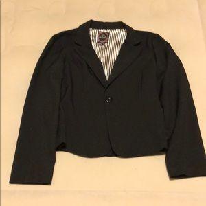 My Michelle black women's blazer